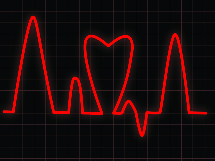 heart bit